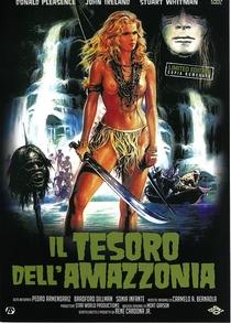 The Treasure of the Amazon - Poster / Capa / Cartaz - Oficial 1