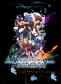 The King of Fighters: Another Day - Poster / Capa / Cartaz - Oficial 1