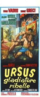 Ursus, O Gladiador Rebelde - Poster / Capa / Cartaz - Oficial 1