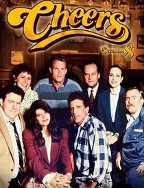 Cheers (8ª Temporada) - Poster / Capa / Cartaz - Oficial 1