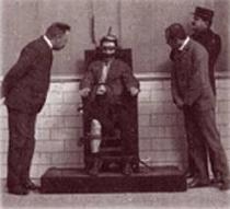 Execution of Czolgosz with Panorama of Auburn Prison - Poster / Capa / Cartaz - Oficial 1