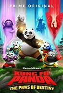 Kung Fu Panda: The Paws of Destiny (Kung Fu Panda: The Paws of Destiny)