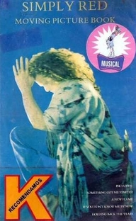 Simply Red - Moving Picture Book - Poster / Capa / Cartaz - Oficial 1