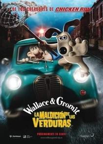 Wallace & Gromit - A Batalha dos Vegetais - Poster / Capa / Cartaz - Oficial 7