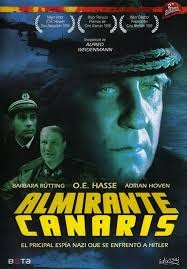 Almirante Canaris  - Poster / Capa / Cartaz - Oficial 3