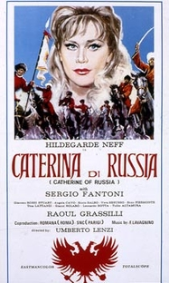 Catarina, Imperatriz da Rússia - Poster / Capa / Cartaz - Oficial 1