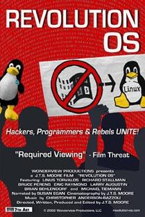Revolution OS - Poster / Capa / Cartaz - Oficial 1