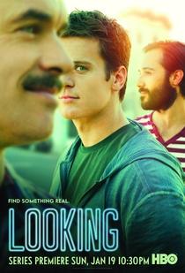 Looking (1ª Temporada) - Poster / Capa / Cartaz - Oficial 1