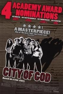Cidade de Deus - Poster / Capa / Cartaz - Oficial 9