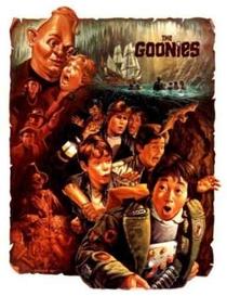 Os Goonies - Poster / Capa / Cartaz - Oficial 7
