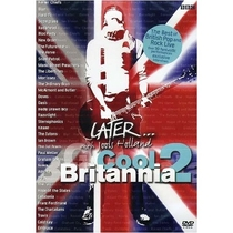 Later... With Jools Holland Presents: Cool Britannia 2 - Poster / Capa / Cartaz - Oficial 1
