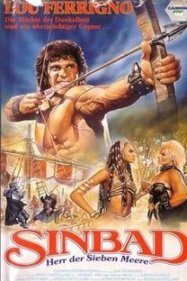 Sinbad e os Sete Mares - Poster / Capa / Cartaz - Oficial 2