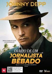 Diário de um Jornalista Bêbado - Poster / Capa / Cartaz - Oficial 4