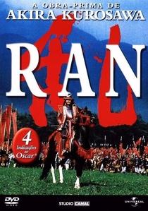 Ran - Poster / Capa / Cartaz - Oficial 12