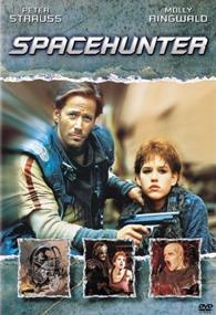 Spacehunter: Aventuras na Zona Proibida - Poster / Capa / Cartaz - Oficial 1