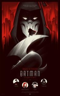 Batman - A Máscara do Fantasma - Poster / Capa / Cartaz - Oficial 3