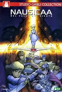 Nausicaä do Vale do Vento - Poster / Capa / Cartaz - Oficial 28