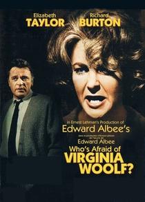 Quem Tem Medo de Virginia Woolf? - Poster / Capa / Cartaz - Oficial 1