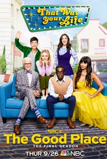 The Good Place (4ª Temporada) - Poster / Capa / Cartaz - Oficial 1