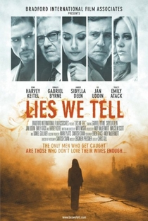 Lies We Tell  - Poster / Capa / Cartaz - Oficial 1