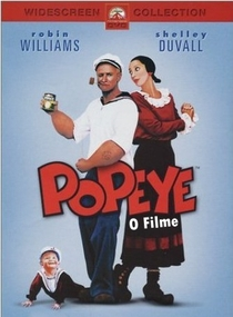 Popeye - Poster / Capa / Cartaz - Oficial 3