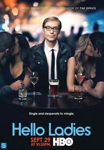 Hello Ladies (1ª Temporada) - Poster / Capa / Cartaz - Oficial 1