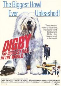 Digby - O Maior Cão do Mundo - Poster / Capa / Cartaz - Oficial 1