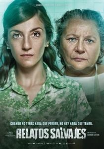 Relatos Selvagens - Poster / Capa / Cartaz - Oficial 8
