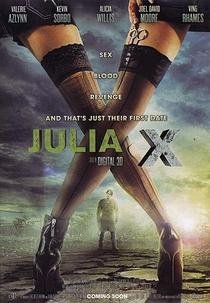 A Vingança de Julia - Poster / Capa / Cartaz - Oficial 2