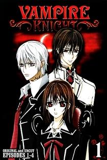 Vampire Knight (1ª Temporada) - Poster / Capa / Cartaz - Oficial 16