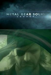 Metal Gear Solid - Legacy - Poster / Capa / Cartaz - Oficial 1