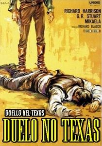 Duelo no Texas - Poster / Capa / Cartaz - Oficial 1