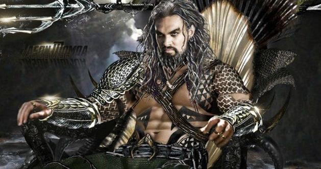 Aquaman | James Wan publica a primeira foto do set de filmagem