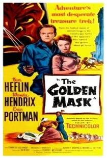 A Máscara de Ouro - Poster / Capa / Cartaz - Oficial 1