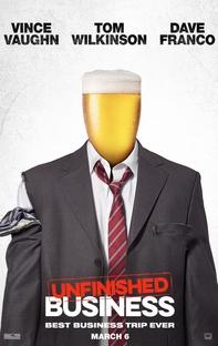 Negócios Fora de Controle - Poster / Capa / Cartaz - Oficial 2