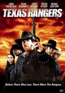 Texas Rangers - Acima da Lei - Poster / Capa / Cartaz - Oficial 1