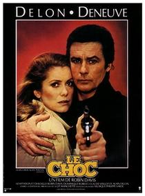 O Choque - Poster / Capa / Cartaz - Oficial 1