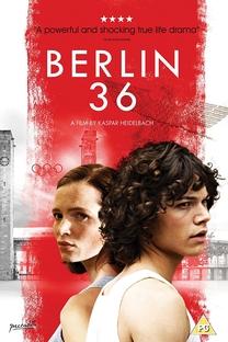 Berlin 36 - Poster / Capa / Cartaz - Oficial 4