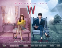W - Two Worlds - Poster / Capa / Cartaz - Oficial 5