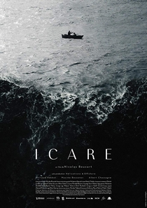 Icarus - Poster / Capa / Cartaz - Oficial 1