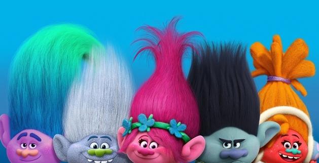 Assista a animação Trolls a qualquer momento através do Telecine Play!