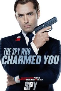 A Espiã Que Sabia de Menos - Poster / Capa / Cartaz - Oficial 7
