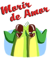 Morrer de Amor - Poster / Capa / Cartaz - Oficial 1