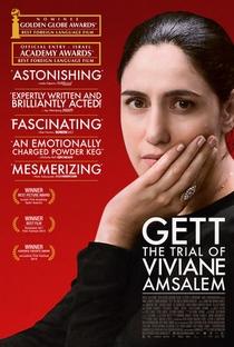 O Julgamento de Viviane Amsalem - Poster / Capa / Cartaz - Oficial 3