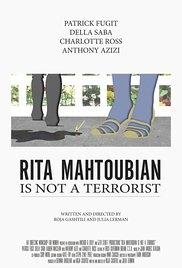 Rita Mahtoubian Is Not A Terrorist  - Poster / Capa / Cartaz - Oficial 1