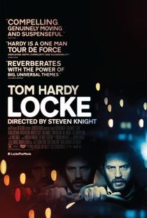 Locke - Poster / Capa / Cartaz - Oficial 1