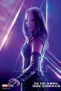 Vingadores: Guerra Infinita - Poster / Capa / Cartaz - Oficial 28