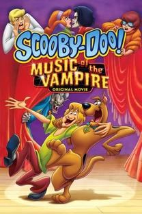 Scooby-Doo! Música de Vampiro - Poster / Capa / Cartaz - Oficial 2