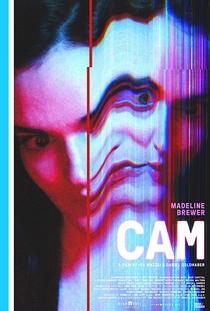 Cam - Poster / Capa / Cartaz - Oficial 2