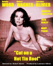 Cat on a Hot Tin Roof - Poster / Capa / Cartaz - Oficial 4